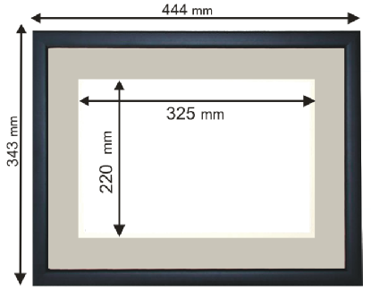 Frame Dimensions